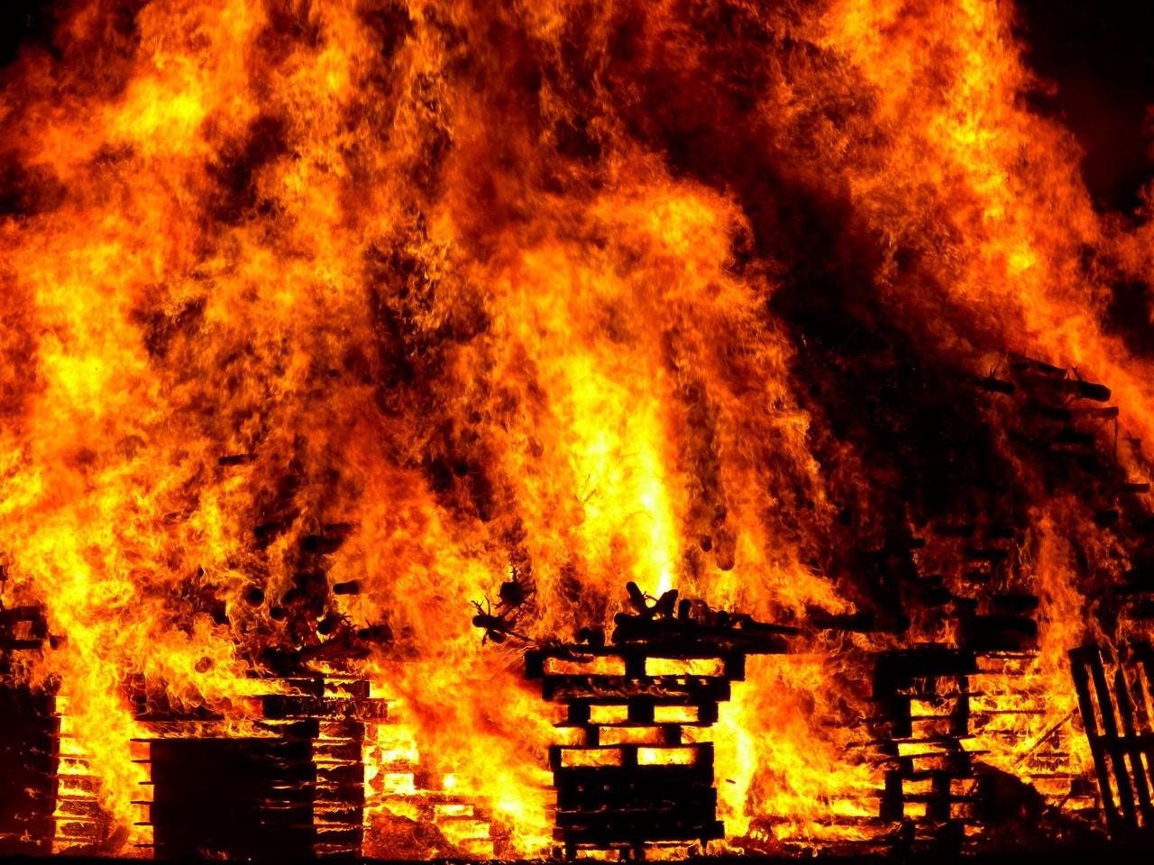 pożar paneli fotowoltaicznych